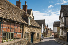 Lacock, Church Street, Wiltshire © Copyright Ian Capper