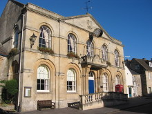Corsham, Town Hall, Wiltshire © Ben Croft